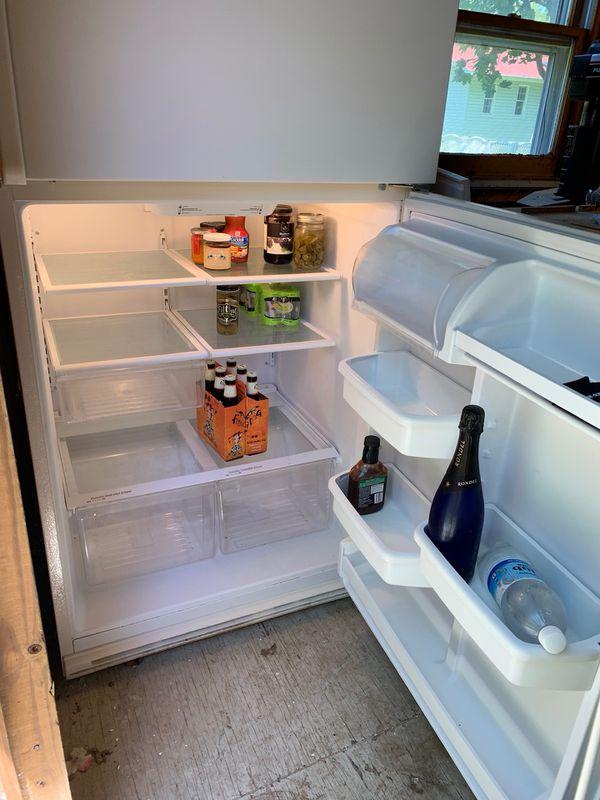 Whirlpool Refrigerator Freezer
