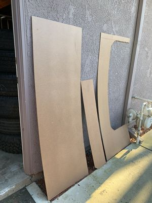 Paneling free pieces for Sale in Fresno, CA