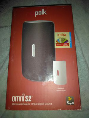 Polk Audio OmniS2 for Sale in Wheat Ridge, CO