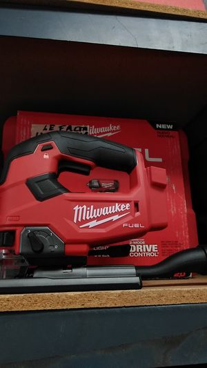 MILWAUKEE M18 JIG SAW for Sale in Moreno Valley, CA