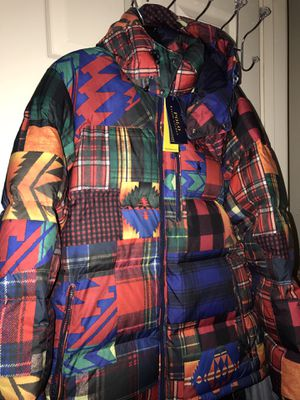 *NEW* Men's Polo Ralph Lauren Down Jacket for Sale in Alexandria, VA