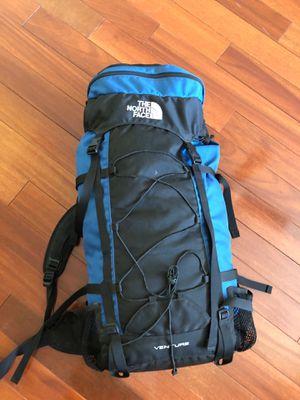 Northface Venture backpack blue for Sale in Phoenix, AZ