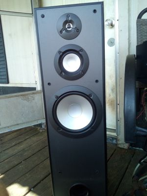Yamaha home theater subwoofer tower for Sale in Murfreesboro, TN