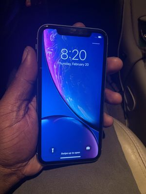 iPhone XR unlocked any carrier 64gb for Sale in Baltimore, MD