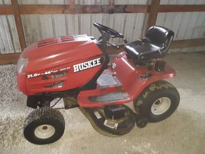 Huskee riding mower for Sale in Roanoke, IL
