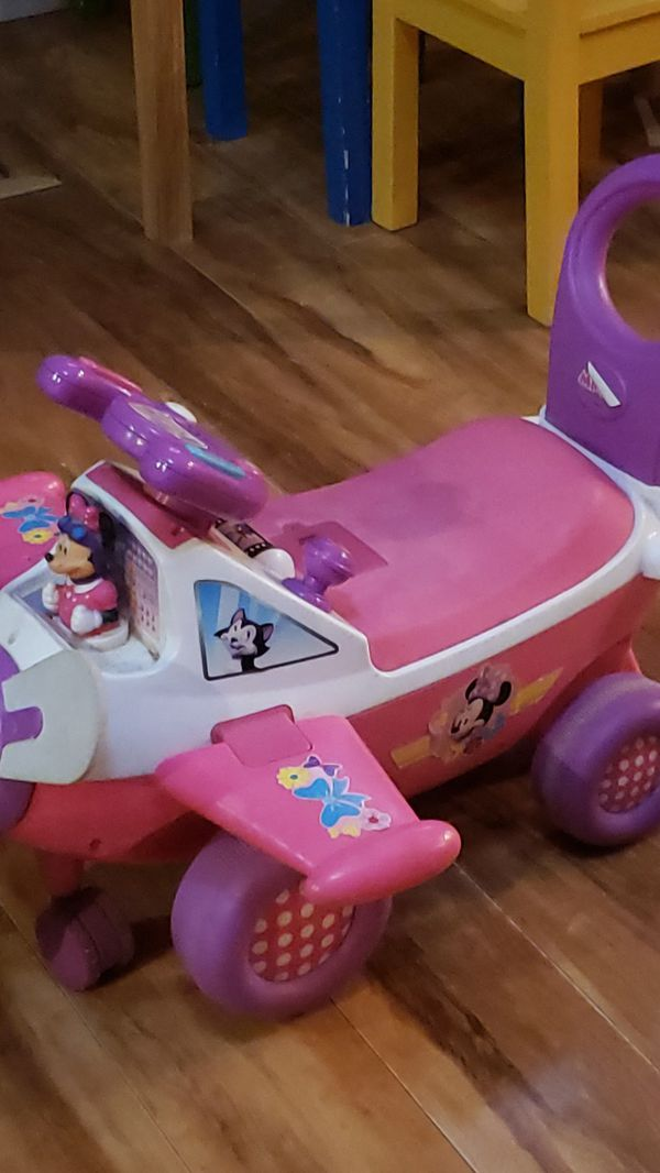 Minnie helicopter