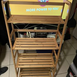 Wood Display Rack for Sale in Chino, CA