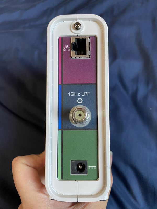 Modem Motorola Surfboard SB6141 Modem