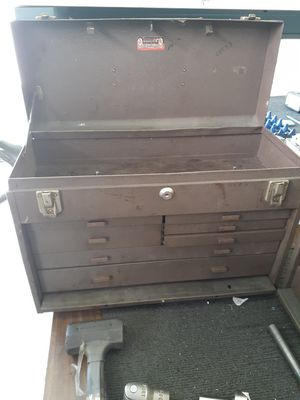 Kennedy tool box chest model 520 for Sale in Gilroy, CA