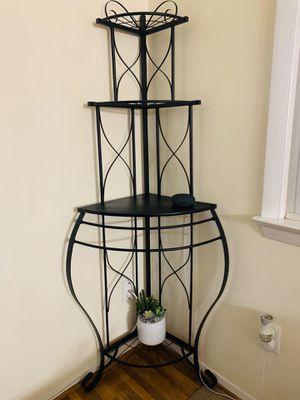 Black Corner Shelf for Sale in West Springfield, VA