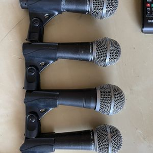 Microphone 4pcs for Sale in National City, CA