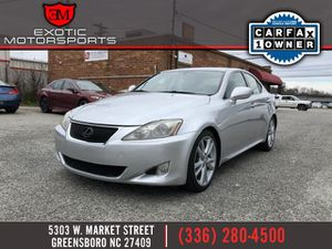 2007 Lexus IS 250 for Sale in Greensboro, NC