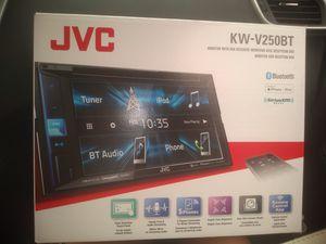 NEW!!! JVC double din DVD Stereo for Sale in Phoenix, AZ