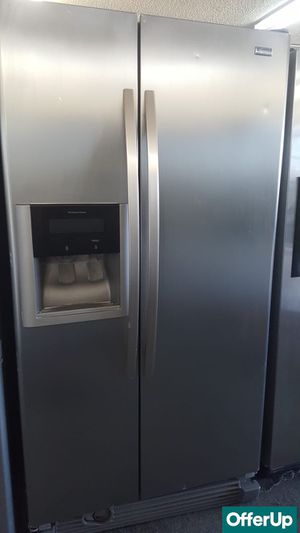 💎💎💎Stainless Steel Whirlpool Refrigerator Fridge 36 in. Wide #694💎💎💎 for Sale in Chino, CA