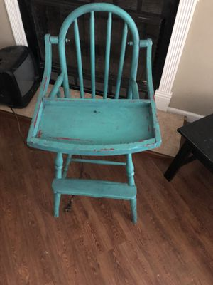Antique chalk painted & layered wax sealed fully functional for Sale in Dry Prong, LA
