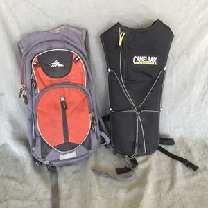 HIGH SIERRA AND CAMELBAK INSULATED HYDRATION BACKPACKS for Sale in Phoenix, AZ