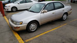 97 Toyota Corolla for Sale in Lancaster, OH