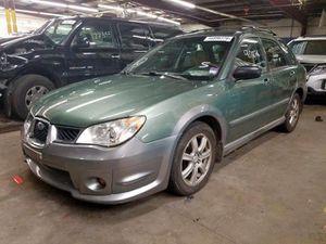 2007 Subaru Impreza Wagon for Sale in Miami, FL