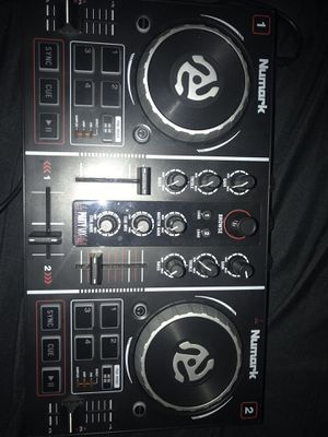 Numark party mix with LED light show for Sale in Mesa, AZ