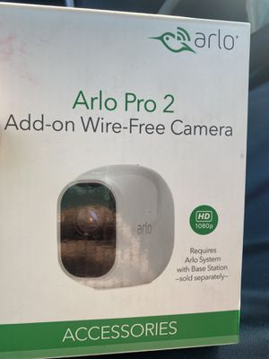 Arlo Pro 2 security camera (add-on) for Sale in Brooklyn, NY