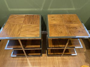 Side / end table (pair) for Sale in Springfield, VA