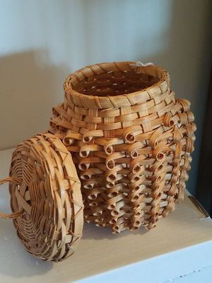 Basket Handwoven for Sale in Concord, NC