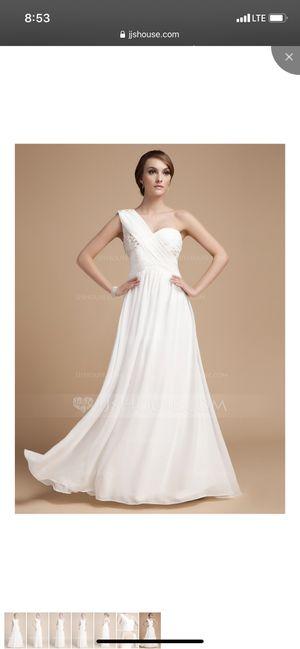 Jj's house bridal wedding dress for Sale in Fremont, CA