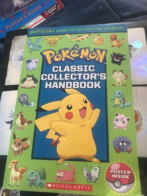 Pokémon book for Sale in Blauvelt, NY