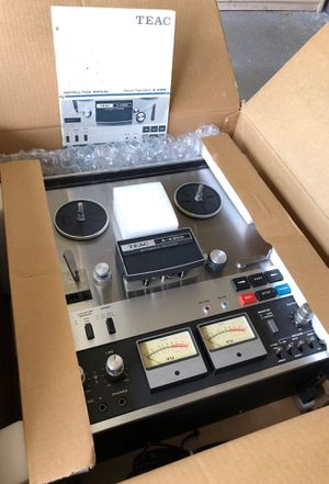 Like new Teac A-4300 Reel to Reel for Sale in Harrisburg, SD