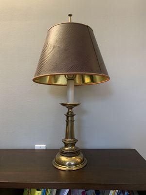 Vintage Brass Stiffel Table Lamp for Sale in Arlington, VA