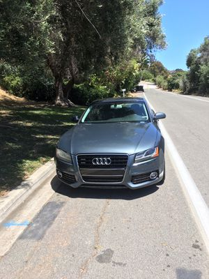 2011 Audi A5 Quattro for Sale in San Diego, CA