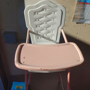 Vintage Metal Baby doll High Chair for Sale in Aurora, CO