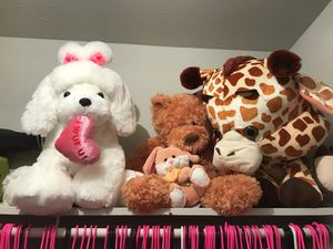 Stuffed Animals For Sale!!! for Sale in Virginia Beach, VA