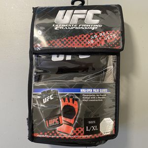 NEW UFC MMA Ultimate Fighting Championship L/XL gloves (2 Available) for Sale in Las Vegas, NV