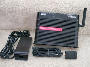 Samsung SCS-2U3100 Network Extender for Verizon for Sale in Federal Way, WA