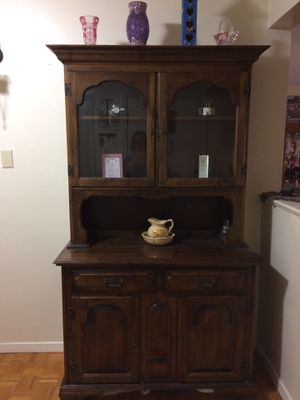 A Thomas P. Beals Colonial Hutch for Sale in Lowell, MA