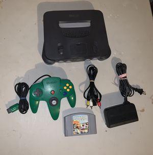 Nintendo 64 for Sale in North Las Vegas, NV