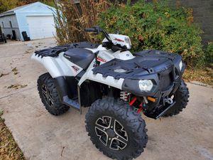 Polaris Sportsman 850xp Limited 4x4 2014 ATV 4wheeler rancher outlander 1000 for Sale in Dallas, TX