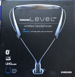 Samsung Level U Pro Wireless Headphone with UHQA for Sale in Rockville,  MD