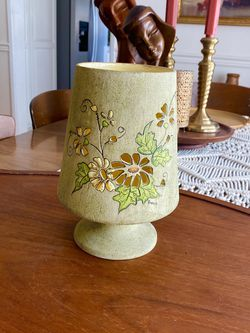 Vintage Tall Handmade Ceramic Candle Holder for Sale in Westminster,  CA