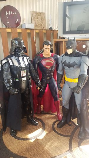 31 inch figures for Sale in Pasadena, CA