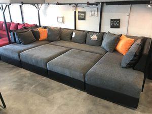 Friday Nights MOVIE NIGHT sectional sofa couch DELIVERY 🚚 for Sale in Hialeah, FL
