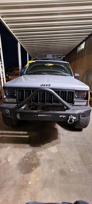 Jeep cherokee xj for Sale in Chiriaco Summit, CA
