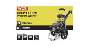 Ryobi honda pressure washer with extra stuff for Sale in Lafayette, OR