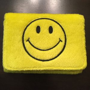 Claire's Happy face trifold wallet for Sale in San Diego, CA