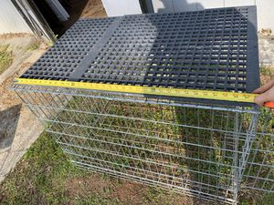 Large Metal Dog Pet Crate Cage for Sale in Norcross, GA