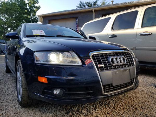 2008 Audi A6 3.2 for parts parts