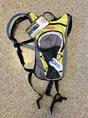 Coleman Max Hydration Backpack (New) for Sale in San Diego, CA