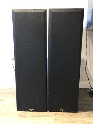 Klipsch KLF-10 loudspeakers has in great condition for Sale in San Rafael, CA