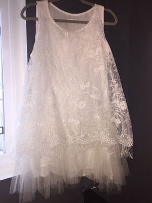 Vintage White Formal Dress for Sale in Los Angeles, CA